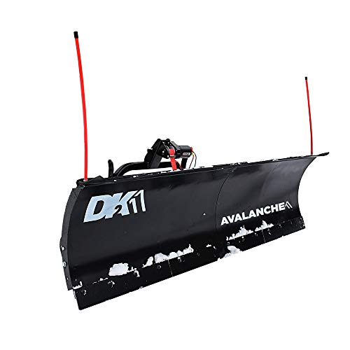 DK2 Avalanche 84 x 22 T-Frame Snow Plow Kit - AVAL8422