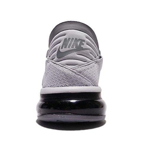 Nike Mens Air Max Flair Scarpe Da Corsa Lupo Grigio / Freddo Grigio-nero