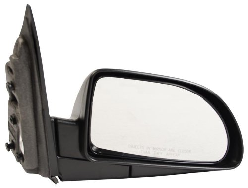 OE Replacement Saturn Vue Passenger Side Mirror Outside Rear View (Partslink Number GM1321314)