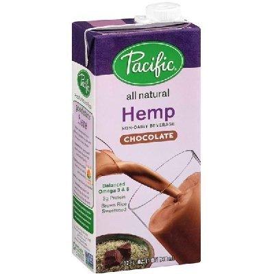 Pacific Natural Foods Hemp Milk Chocolate 24x 32OZ