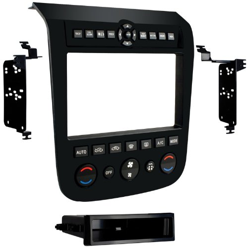 Metra 99-7612B Single or Double DIN Installation Dash Kit for 2003-2007 Nissan Murano ()