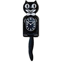 Kitty Cat Klock (Classic Black)