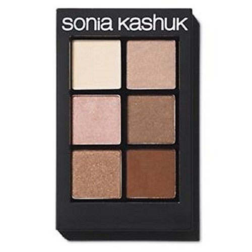 Sonia Kashuk 6 Color Shadow Palette # 10 Perfectly Neutral by Sonia Kashuk