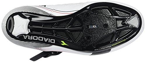 Trivex Ii rot1470 Diadora Da schwarz Unisex Ciclismo Bianco adulto weiß Plus Scarpe UwddxEOnqC