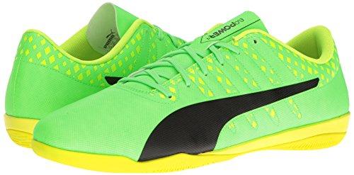 Puma Evopower Vigor 4 IT - Botas de fútbol, para hombre, grün - schwarz - gelb