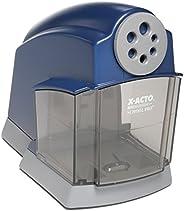 X-ACTO School Pro Classroom Electric Pencil Sharpener, Blue, 1 Count