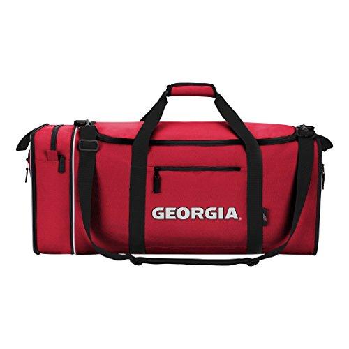 Officially Licensed NCAA Georgia Bulldogs Steal Duffel Bag