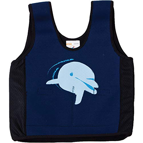 Fun and Functions Dolphin Weighted Vest - Small