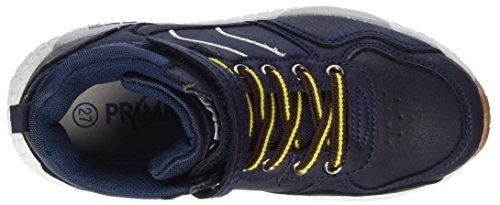 Primigi PME 8302, Zapatillas Altas Para Niños Azul (Navy)