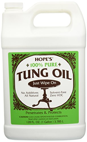 hope-company-128to2-100-pure-tung-oil-1-gallon