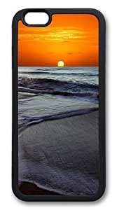 Case For Samsung Note 3 Cover Case,Memorable Sunset Beach PC Custom Case For Samsung Note 3 Cover Black