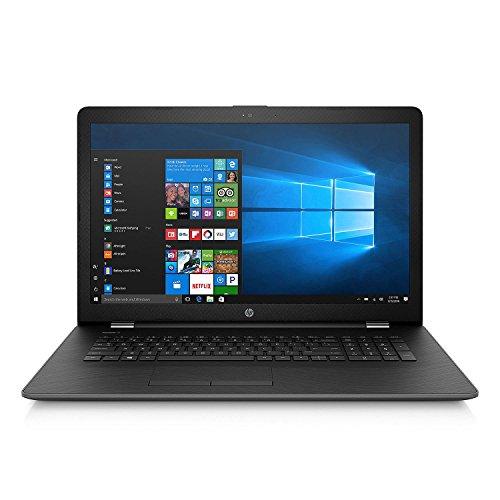 2018 HP 17.3 inch HD+ Laptop, 7th Gen Intel Core i7-7500U Processor up to 3.5GHz, 8GB DDR4 SDRAM, 2TB HDD, DVD-RW, Bluetooth, 802.11ac, HDMI, Webcam, Windows 10