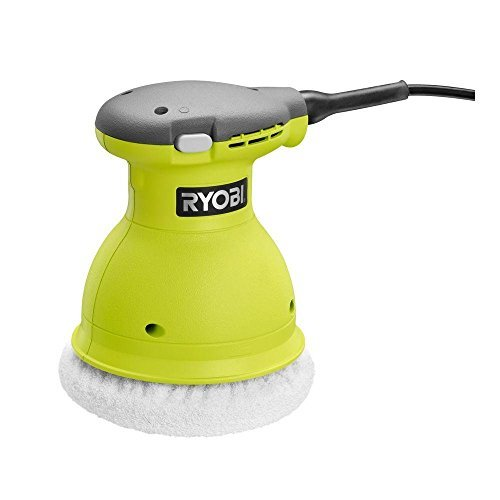 Ryobi ZRRB61G 6in Orbital Buffer (Green) Renewed