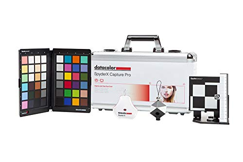 Datacolor SpyderX Capture Pro: Photo Tool Kit for Precision Color Control from Capture Through Editing