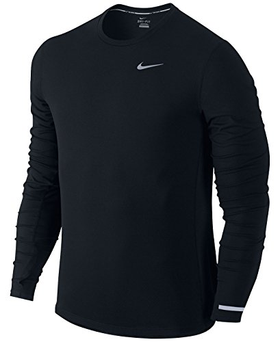 Nike Dry Contour Men's Long-Sleeve Running Top
