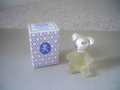 Vintage Avon Decanter - Teddy Bear Decanter - Boxed.