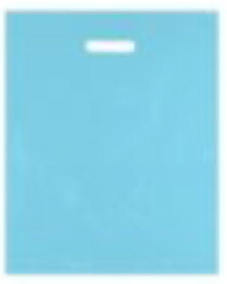 25 Resistente Azul Claro Color Plástico Polietileno ...