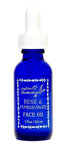 Captain Blankenship - Organic Rose + Pomegranate Face Oil
