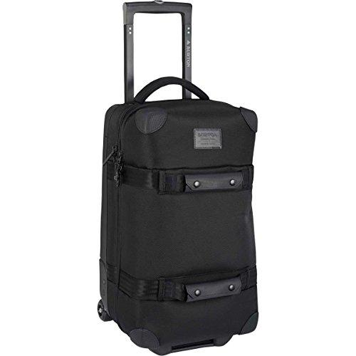 (Burton Wheelie Flight Deck Travel Bag, True Black Ballistic, One Size)