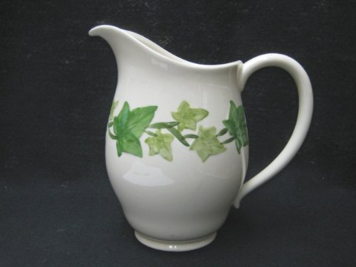 FRANCISCAN WATER PITCHER IVY 48 OZ. 8