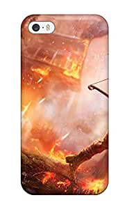 morgan oathout's Shop Iphone 5/5s Case Cover Tomb Raider 2013 Game Case - Eco-friendly Packaging