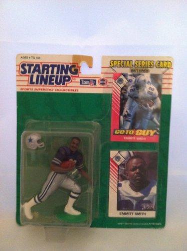 1993 Emmitt Smith NFL Starting Lineup
