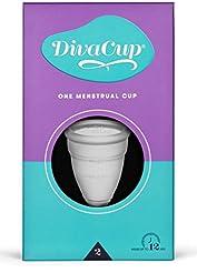 DivaCup Model 2 Menstrual Cup