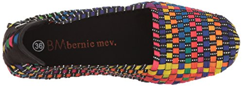 Multi Black Bernie Demure Mev Women's Flat wxS6vqvCzA