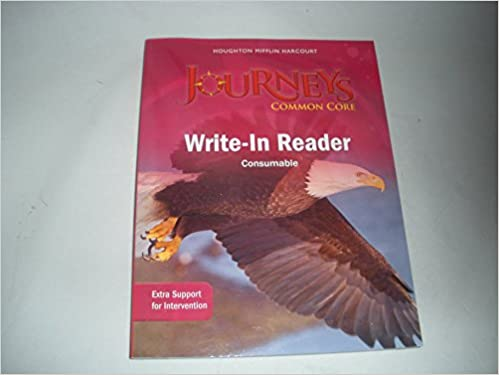Journeys write in reader grade 6 houghton mifflin harcourt journeys write in reader grade 6 1st edition by houghton mifflin harcourt fandeluxe Image collections