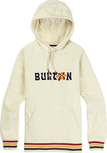 Burton Women's Rarest Pullover Hoodie, Canvas, Small