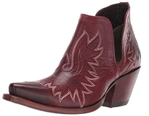 Ariat Women's Women's Dixon Western Boot, Sangria, 6.5 B US