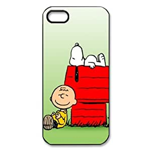 iPhone 5/5S Case,5S Case,iPhone 5S / 5 Case,Case for iPhone 5 [Disney SNOOPY] Protective Cover Skin for iPhone5S,Rubber Protective Cover Skin for iPhone 5 & iPhone 5S