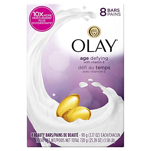 Olay Age Defying Beauty Bars 1 Pack of 8 Bars – MedLancr