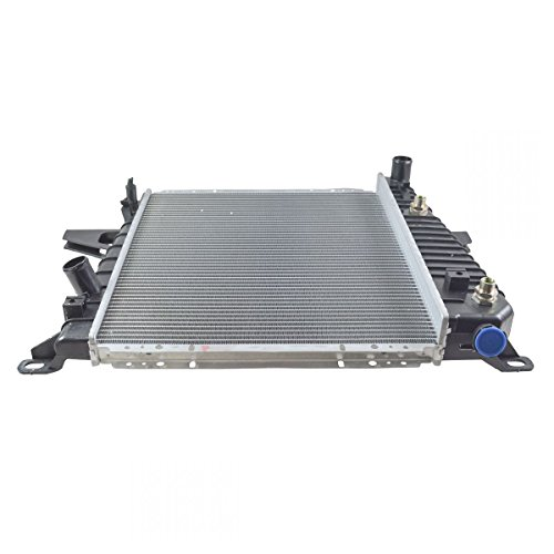Radiator Assembly Aluminum Core Direct Fit for Ford Mazda Pickup ()