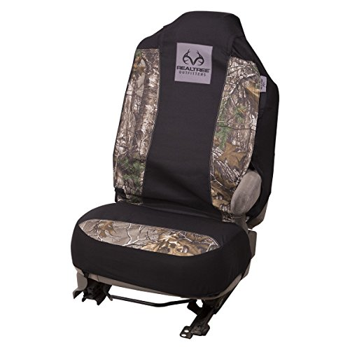 Home Depot Bucket - Signature Products Group Universal Seat Cover, Realtree Xtra