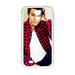Happy One Direction Boys Cell Phone Case for Samsung Galaxy S4