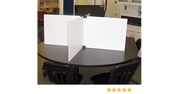 Amazoncom Test Dividers Rsb W Set Regular Size Boards White