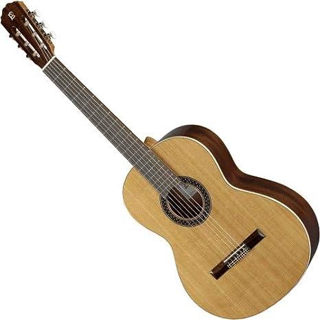 Alhambra clásica 1 C de Z zurdos Guitarra de concierto: Amazon.es ...