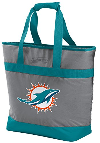 NFL Miami Dolphins 30 Can Tote Cooler, Orange