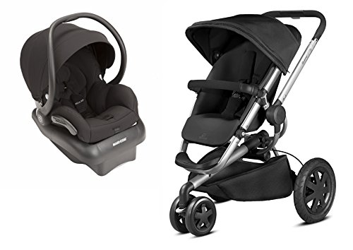Quinny Pram And Car Seat - 7
