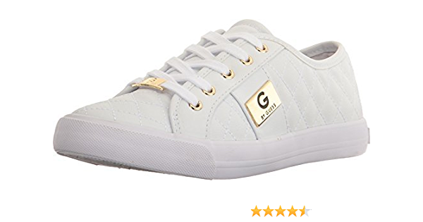 Amazon.com: G By Guess Oadie White 10