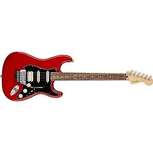 Fender Player Stratocaster Floyd Rose HSS – PF – Sonic Red