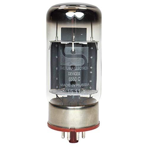 - Brand New Svetlana 6550 / 6550C (KT88) Reissue Vacuum Tube 90 Day Warranty SH