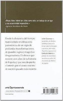 Breve historia de España en el siglo XX Quintaesencia: Amazon.es ...