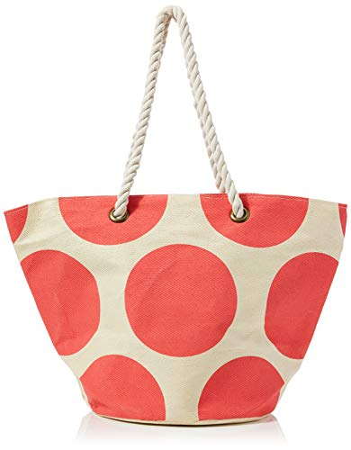 Tom Joule Damen Summer Bag Stoff-und Strandtasche, 58x34x10 Centimeters