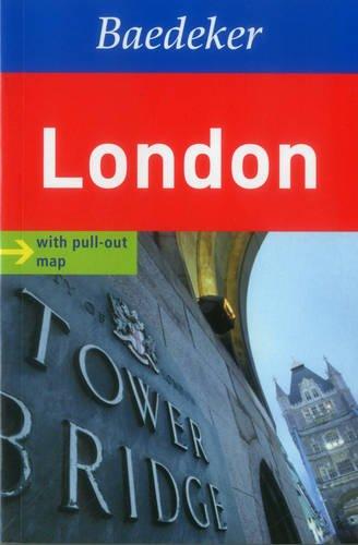 London Baedeker Guide (Baedeker Guides)