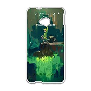 The Legend of Zelda Theme Phone Case Designed With High Quality Image For HTC One M8