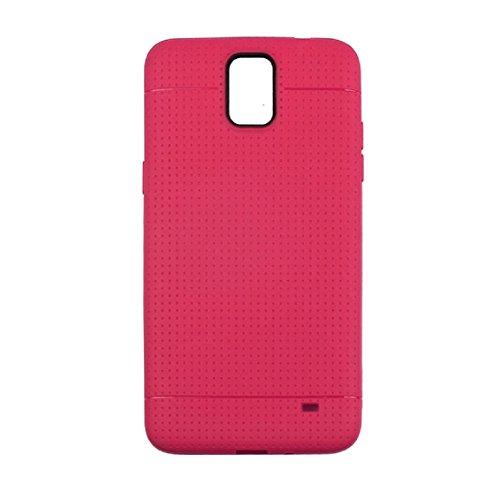 Vovotrade(TM)1PC Ultra Thin Gel TPU Soft Case Cover for Samsung Galaxy Mega 2 G7508 (Hot Pink)