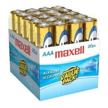Amazon.com: Maxell 723849 Ready-to-go Long Lasting and