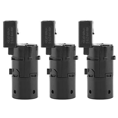 Duokon Car Parking Sensor PDC Parking Sensor for Multivan AUD OE 4B0919275G(4PCS):
